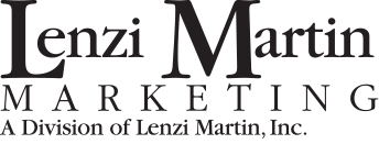Lenzi Martin Marketing Logo